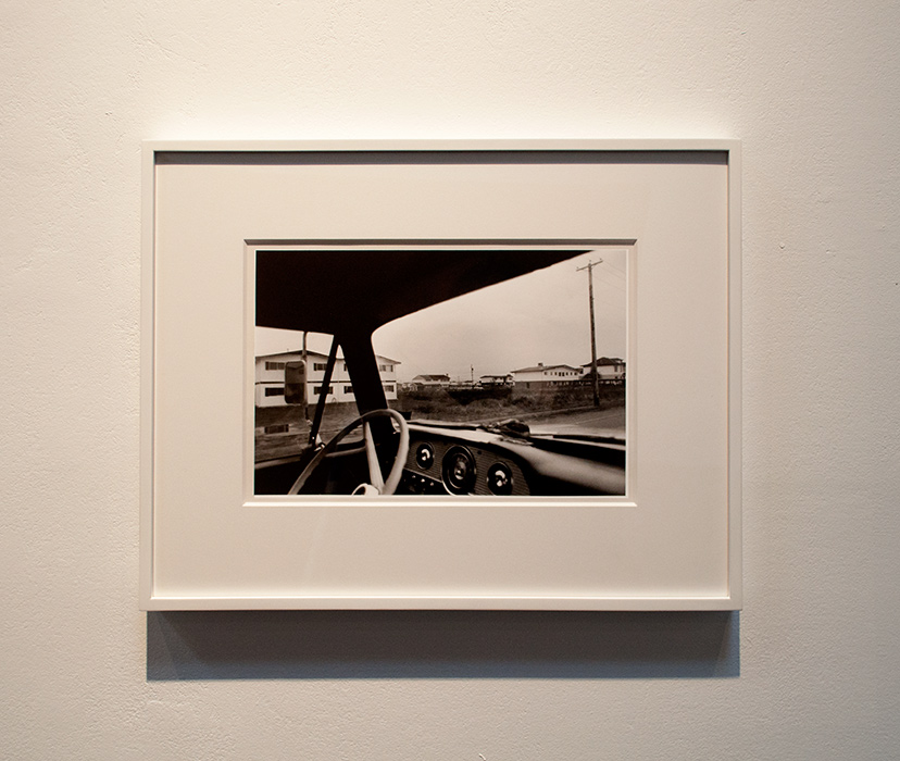 Silver Gelatin Print Matted With Maple Frame Image 15 X 10 Inches 28 25 5 Cm Framed 24 19 1 4 60 49 Unsigned Proof